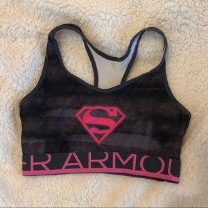Superwoman sports bra